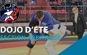 DOJO D'ETE - ARBITRAGE